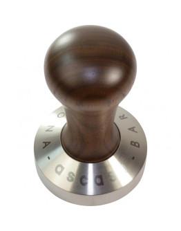 Ascaso Walnut wood Tamper 58mm