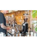 Set Dalla Corte MINA Espresso Machine + Ceado E37S On-Demand Coffee Grinder