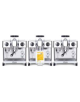 Dalla Corte MINA Smart Bar 3 Groups Espresso Machine