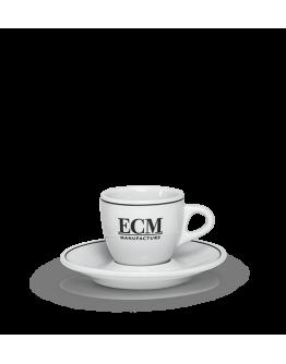 ECM Espresso Cup (classic)  with saucer