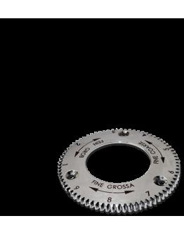 ECM Stainless steel grinding gear 64 series