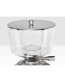 ECM Stainless steel bean Hopper lid 500g