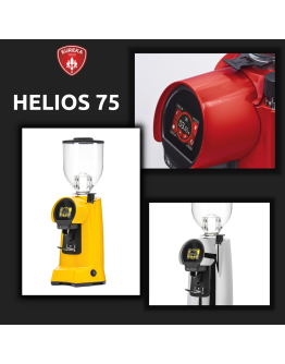 Eureka HELIOS 75 on demand grinder with Blow-Up Support