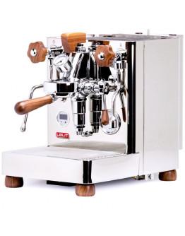Set Lelit Bianca Top-Level Espresso Machine + Eureka Atom Specialty 75E On-demand grinder for domestic and professional purpose