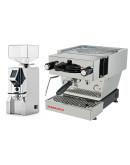 Set La Marzocco Linea Mini - Espresso Machine with Pro touch steam wand + Eureka ORO Mignon XL Domestic grinder