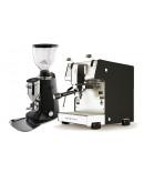 Set Dalla Corte STUDIO Espresso Machine + Mazzer Major V Electronic Coffee Grinder