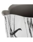 Motta Black White Milk Jug - 500ml