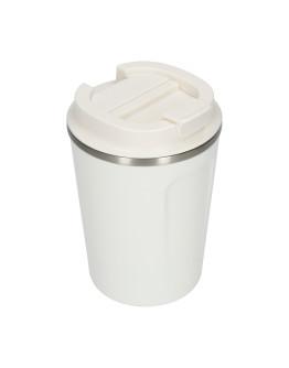 Asobu - Cafe Compact White - 380 ml Travel Mug