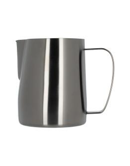 Barista Space - 600 ml Sandy Black Milk Jug