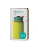Asobu - Mini Hiker Lime - 355 ml Travel Bottle
