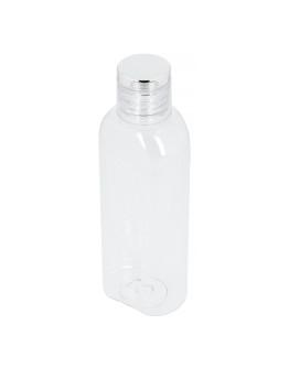Asobu - Flip Side Water Bottle - Clear 700 ml
