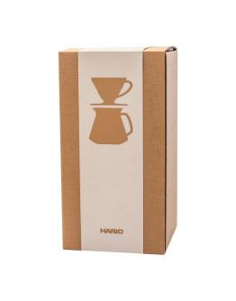 Hario V60 Dripper & Pot Set  - dripper + server + filters