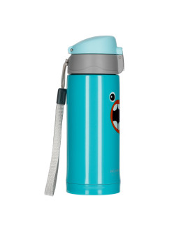 Asobu - Peek-a-Boo Turquoise - 200 ml Travel bottle