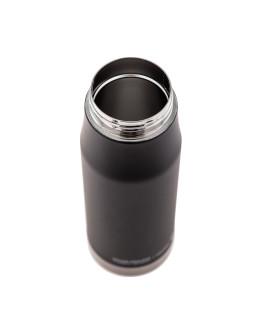 Asobu - Liberty Canteen Black / Silver - 500ml Travel Mug