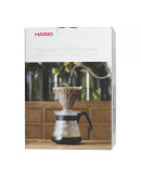 Hario V60 Craft Coffee Maker - dripper +  server  + filters