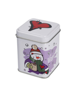 Mount Everest Tea - Christmas Tea Tin - Snowman 50g