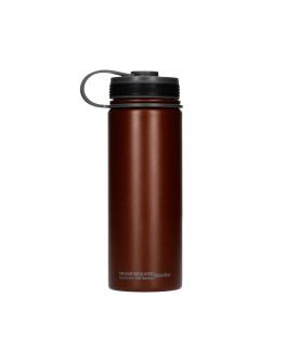 Asobu - Alpine Flask Chocolate - 530 ml Travel Bottle