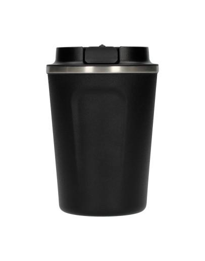 Asobu - Cafe Compact Black - 380 ml Travel Mug