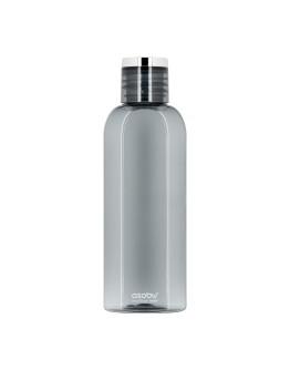Asobu - Flip Side Water Bottle - Gray 700 ml