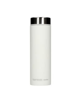 Asobu - Le Baton White / Silver - 500ml Travel Bottle