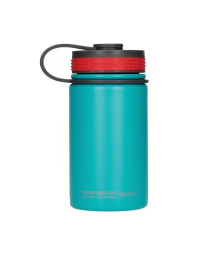 Asobu - Mini Hiker Turquoise - 355 ml Travel Bottle