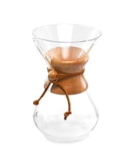 Classic Chemex Coffee Maker - 10 cups