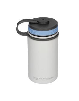 Asobu - Mini Hiker White - 355 ml Travel Bottle