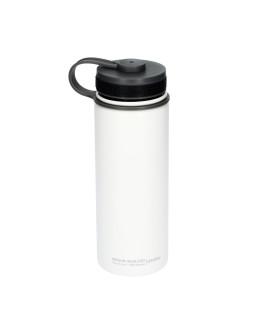 Asobu - Alpine Flask White - 530 ml Travel Bottle