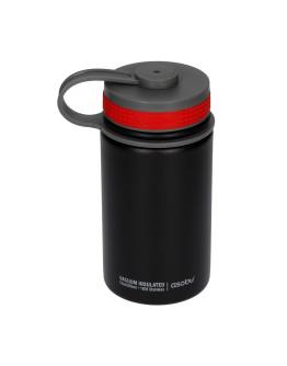 Asobu - Mini Hiker Black - 355 ml Travel Bottle