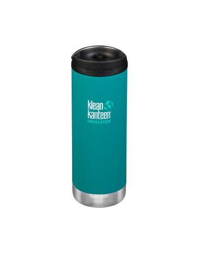 Klean Kanteen - TKWide Vacuum Insulated Bottle - Emerald Bay 473ml
