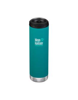Klean Kanteen - TKWide Vacuum Insulated Bottle - Emerald Bay 592ml