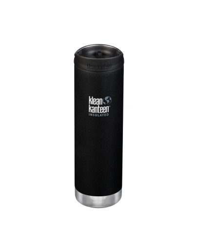 Klean Kanteen - TKWide Vacuum Insulated Bottle - Shale Black 592ml