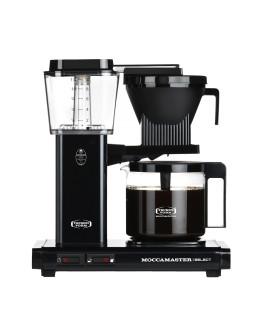 Moccamaster KBG 741 Select - Black - Filter Coffee Maker