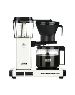 Moccamaster KBG 741 Select - Off-White - Filter Coffee Maker