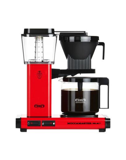 Moccamaster KBG 741 Select - Red - Filter Coffee Maker