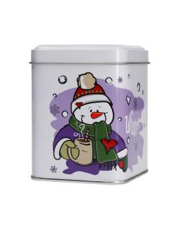 Mount Everest Tea - Christmas Tea Tin - Snowman 100g