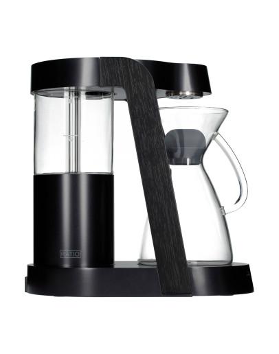 Ratio Eight Coffee Maker - Dark Cobalt / Ebonized