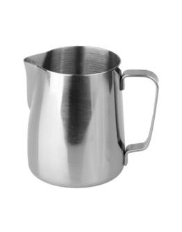 Rhinowares Barista Milk Pitcher Classic - Silver 360 ml