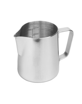 Rhinowares Stainless Steel Pro Pitcher - pitcher silver 360 ml