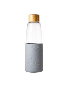 Sol - Cool Grey Bottle + Cleaning Brush + Bag
