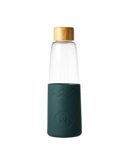 Sol - Deep Sea Green Bottle + Cleaning Brush + Bag