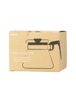 Hario Coffee Server 600ml – Olive Wood – New
