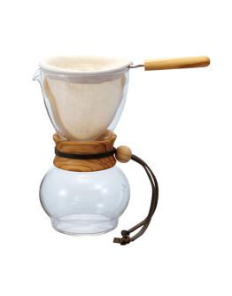 Hario Drip Pot Olive Wood – 240ml
