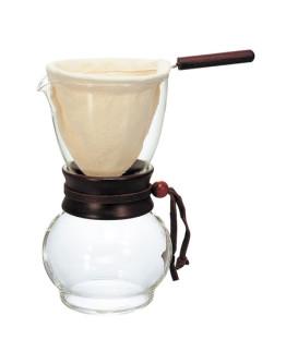 Hario Drip Pot Woodneck – 480ml