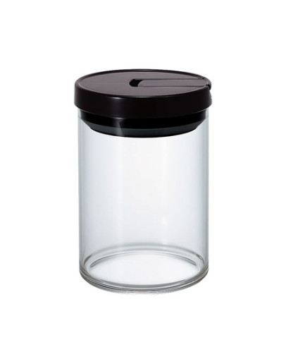 Hario Glass Canister M – Glass container 800ml