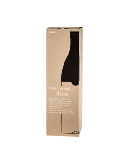 Hario Aisne Cold Brew Tea Filter-In Bottle – Pink
