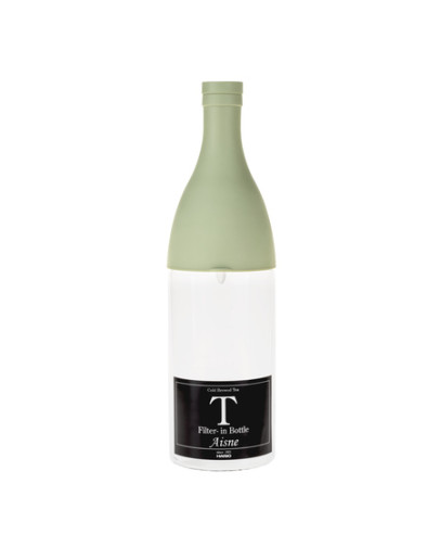 Hario Aisne Cold Brew Tea Filter-In Bottle – Green